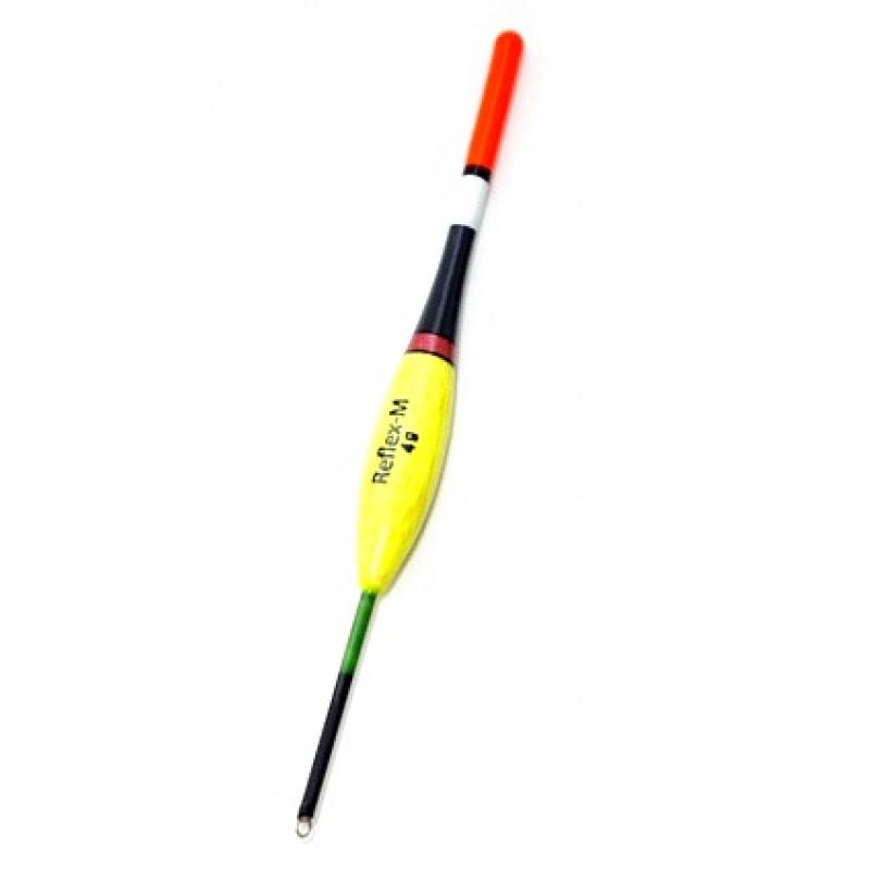 Поплавок Reflex-M 4 г из бальсы. Арт.3050/4 (упак.10шт)