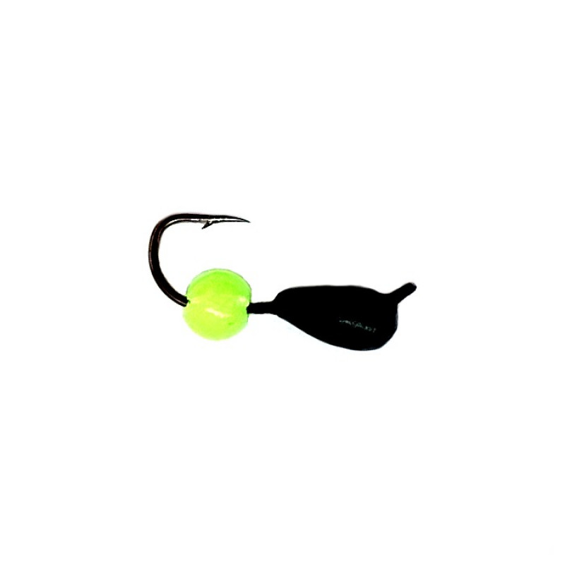 Морм.Ø2,5 Капля + Шар Зеленый 0,4гр арт.25788 (упак.12шт)