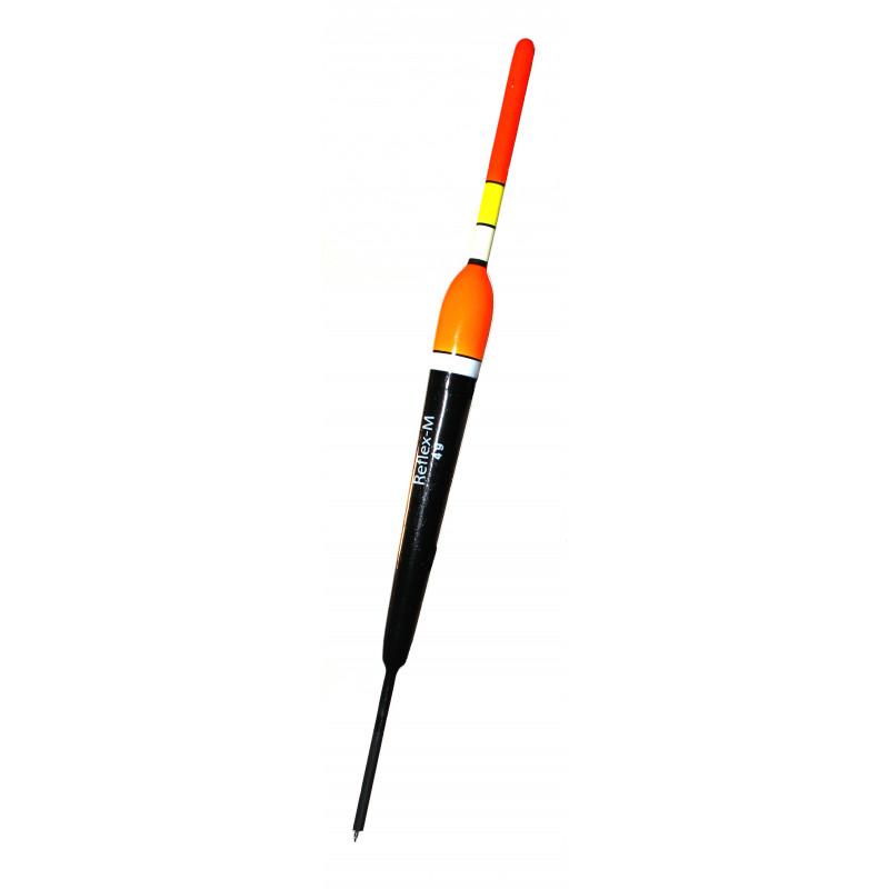 Поплавок Reflex-M 4 г из бальсы. Арт.3012/4 (упак.10шт)