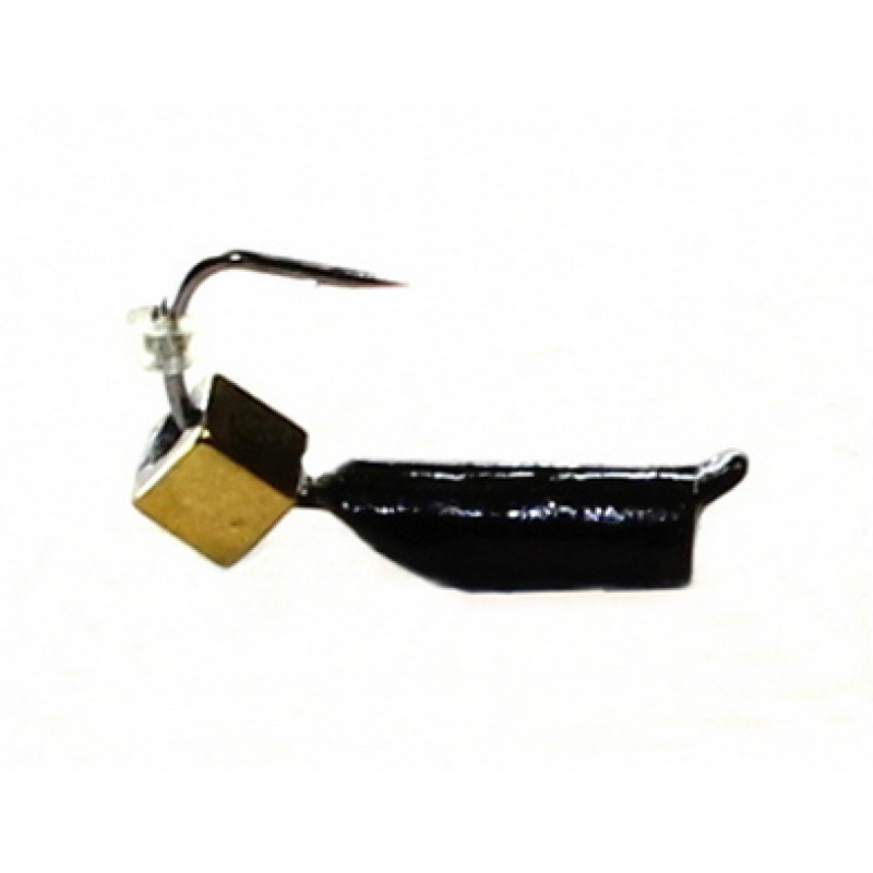 Морм.Ø2 Ст-к Черн, Лайм Глаз + Куб Гематит Золото 2*2мм 0,4гр арт.20957 (упак.12шт)