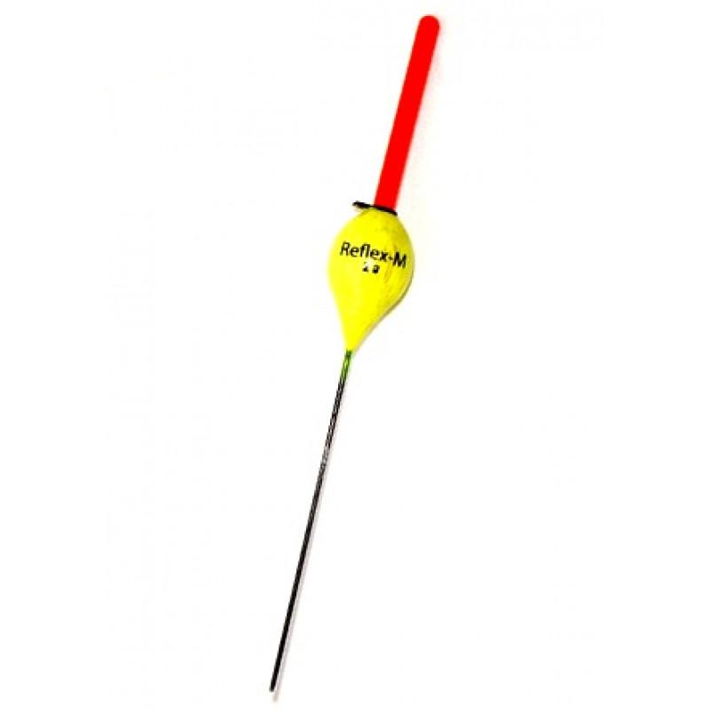 Поплавок Reflex-M 2 г из бальсы. Арт.1070/2 (упак.10шт)
