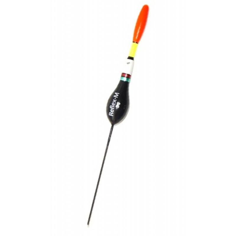 Поплавок Reflex-M 1 г из бальсы. Арт.0411/10 (упак.10шт)