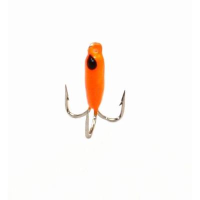 Морм.Ø2 Чертик Оранж, Черн Глаз 0,3гр арт.20335 (упак.12шт)
