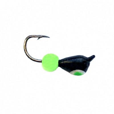 Морм.Ø3 Капля, Зелен Глаз + Шар Зеленый 0,4гр арт.30538 (упак.12шт)