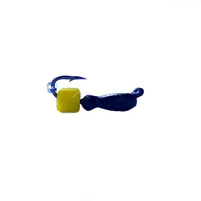 Морм.Ø2 Муравей Черн + Куб Гранен Сырный 2*2мм 0,3гр арт.20111 (упак.12шт)
