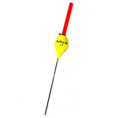 Поплавок Reflex-M 1,5 г из бальсы. Арт.1070/15 (упак.10шт)