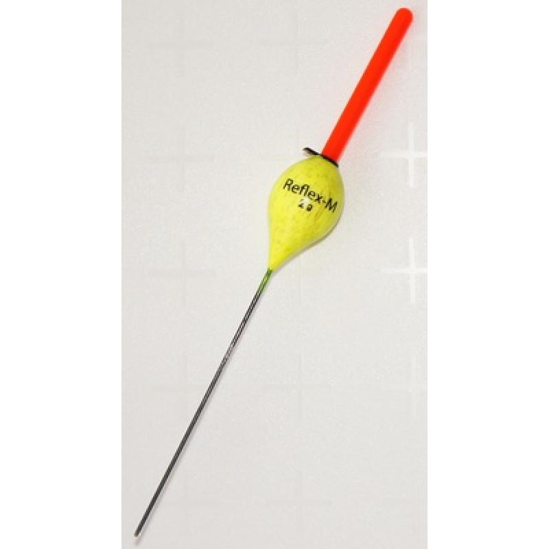 Поплавок Reflex-M 4 г из бальсы. Арт.1070/4 (упак.10шт)