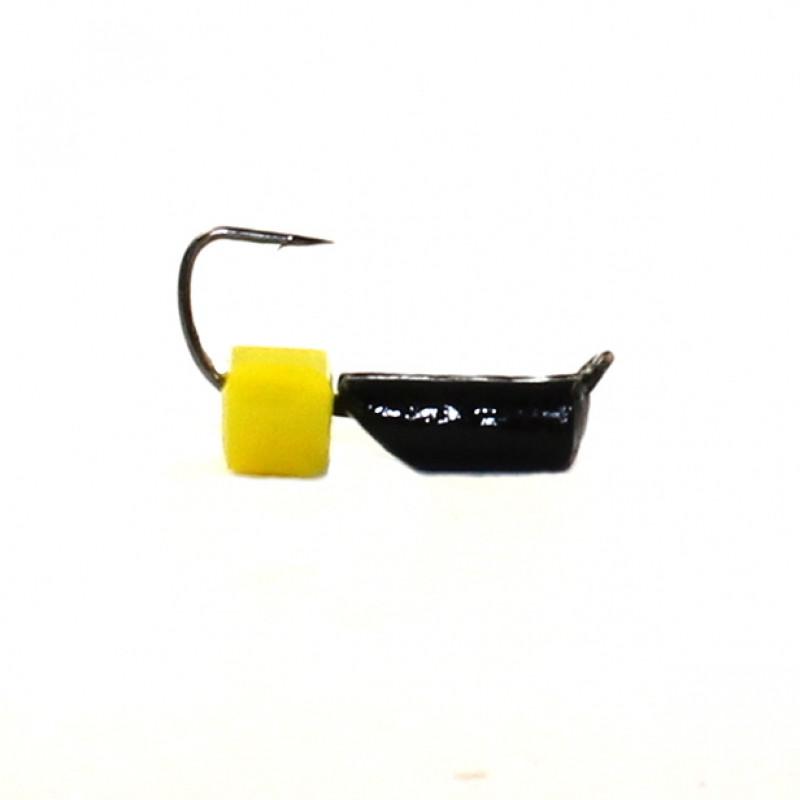 Морм.Ø2 Ст-к Черн + Куб Подвес Сырный 2*2мм 0,4гр арт.20475 (упак.12шт)