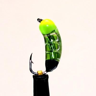 Морм. 0,25 г Ручейник Зеленый, вольфр. арт. 21002 (упак.12шт)
