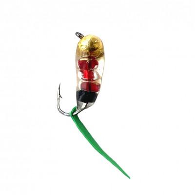 Морм. 0,4 г Ручейник Красный, вольфр. арт. 41002 (упак.12шт)