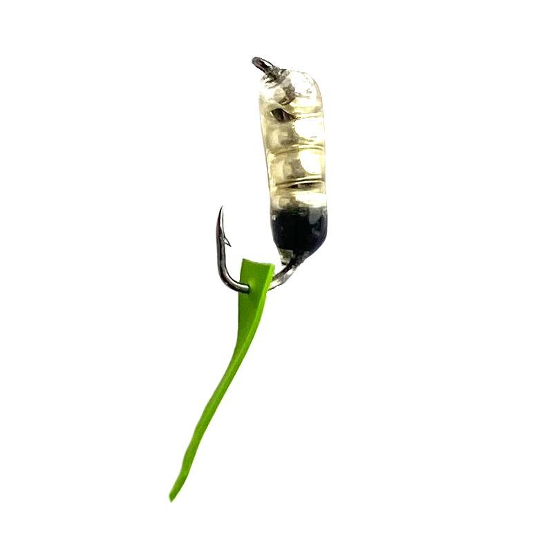 Морм. 0,25 г Ручейник Серебро, вольфр. арт. 21008 (упак.12шт)